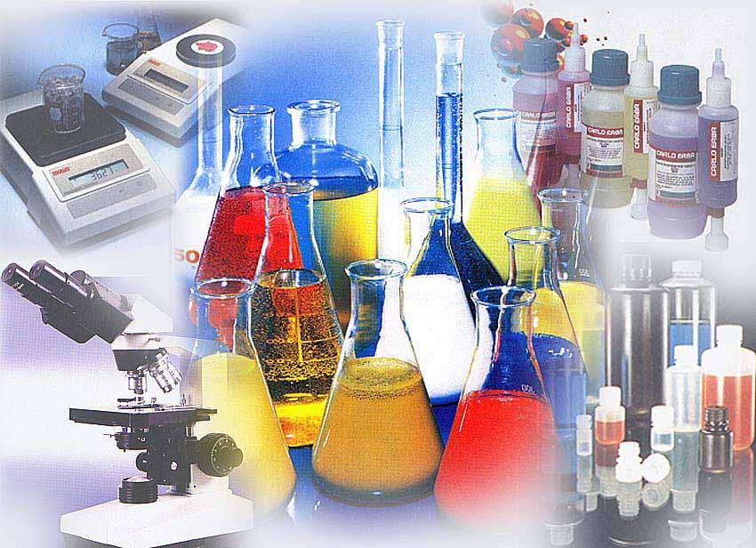 Bodanchimica s.r.l. prodotti chimici strumenti scentifici da laboratorio