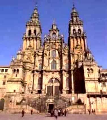 Santiago il cammino for Tempio di santiago