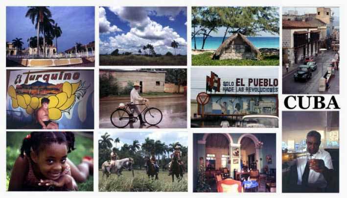Reportage su Cuba